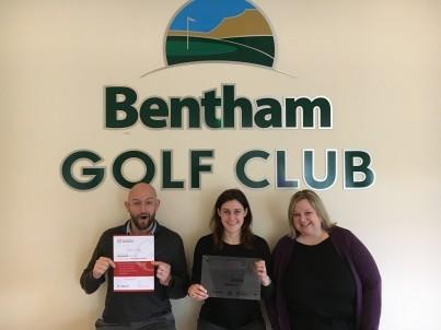 Bentham GolfMark Presentation